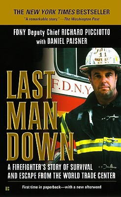 Last Man Down By Picciotto, Richard/ Paisner, Daniel